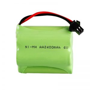 NiMH akumulatorska baterija AA2400 6V