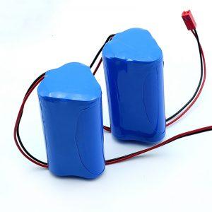 Polnilna litij-ionska 3S1P 18650 10,8v 2250mah litij-ionska baterija za medicinsko napravo