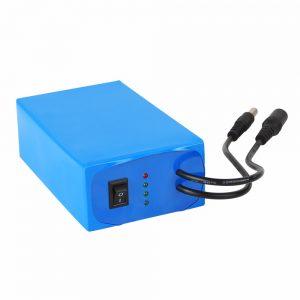Litijeva baterija 18650 11.1V 12AH