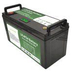 Visoko zmogljiva 12V150Ah LiFePO4 baterija z inteligentnim sistemom BMS za električni podni stroj
