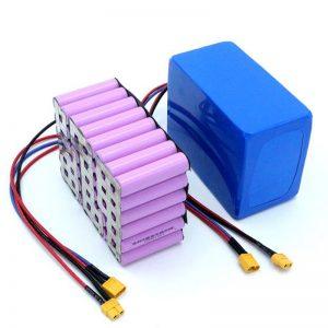 Tovarniška cena 18650 Baterijska celica 12V polnilna litij-ionska litijeva baterija za prodajo