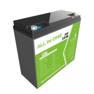 VSE V ENEM 12,8V20Ah nadomestna svinčena kislina litijeva baterija