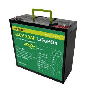 OEM 12V 20Ah litijev akumulator Lifepo4