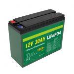 OEM baterija za polnjenje 12V 30Ah 4S5P Lithium 2000+ Deep Cycle Lifepo4 Cell Proizvajalec