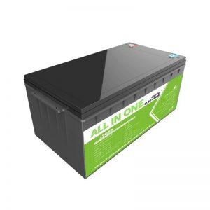 Akumulatorska litij-ionska baterija Lifepo4 Lifepo4 Lifepo4 z globokim ciklom velike kapacitete