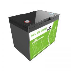 Litij-ionska baterija Hotsale 12,8V 80Ah za rezervno napajanje sončne energije nadomešča svinčeno akumulator dolgo življenjsko dobo