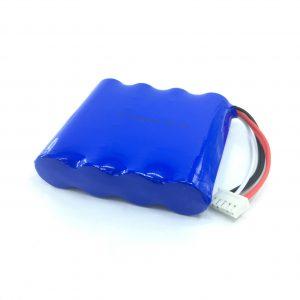 Polnilna 14,8 V 2200 mAh 18650 Li-ionska litijeva baterija za pametni sesalnik
