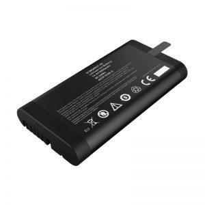 14.4V 6600mAh 18650 litij-ionska baterija Panasonic baterija za omrežni tester s komunikacijskimi vrati SMBUS