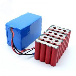 Prilagojena kakovostna dobra cena Najboljša prodaja 18650 24V 8,8Ah baterija