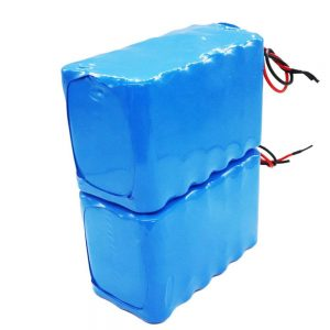 Vroča akumulatorska baterija 18650, 24-voltna litij-ionska baterija za globoko cikel, za električno kolo