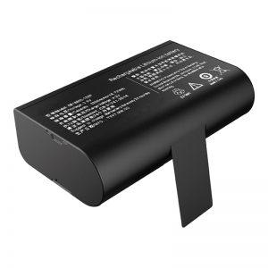 3.6V 5200mAh 18650 litij-ionska baterija LG baterija za ročni POS stroj
