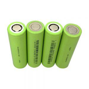 Originalne litij-ionske baterije za polnjenje 18650 3.7V 2900mAh Cell Li-ion 18650 baterije