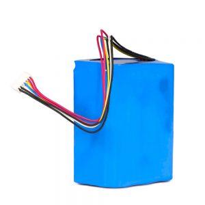 Uporablja se posebej za medicinske aparate in instrumente 18650 3500mah celic, baterija 7.2v10.5ah