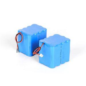 Prilagojena litijeva baterija 18650 z visoko praznjenjem 3s4p 12v liionska baterija