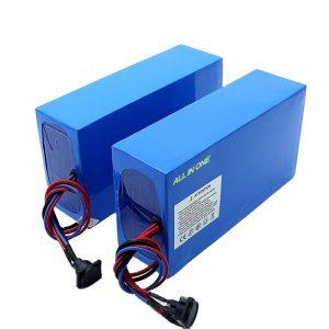 VSE V ENEM celice 13S7P 18650 48v 20,3ah električna baterija za kolo