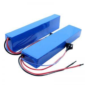 ALL IN ONE 13S4P 18650 e-kolo 384w baterija zadnje stojalo ebike baterija 48v 8Ah
