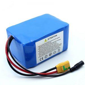 Vrhunsko ODM e-kolo 14s2p 52v 7ah izredno tanek akumulator zadnjega regala