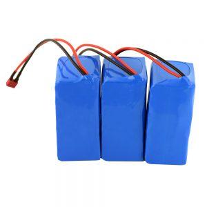 18V 4.4Ah polnilna, prilagojena 5S2P litij-ionska baterija za električna orodja
