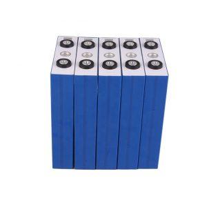 3 leta garancije Prizmatična litijeva baterija 3.2v 100Ah Lifepo4 baterija za sončno shranjevanje
