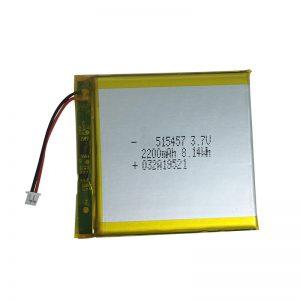 3,7 V 2200 mAh polimerne litijeve baterije za pametne domače naprave