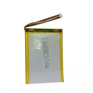 516285 3.7V 4200mAh Pametni domači instrument polimerna litijeva baterija