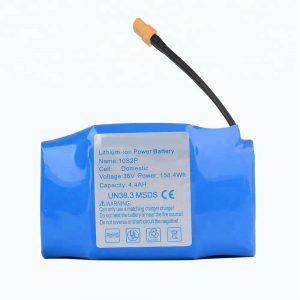 Najbolj prodajana litijeva baterija za hoverboard 36v 4400mah 10s2p