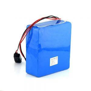 48V 15Ah 20Ah polnilna litij-ionska baterija 48-voltna električna baterija za skuterje