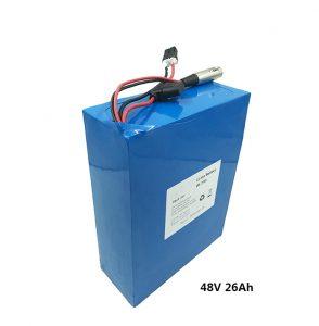 48v26ah litijeva baterija za etwow električni skuterji električni motocikel grafenska baterija 48 voltov litijeva baterija proizvajalci