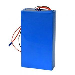 Polnilna 60v 12ah litijeva baterija za električni skuter