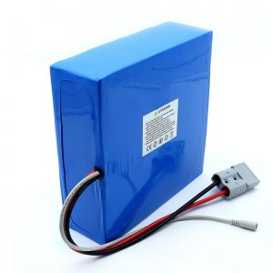 60-voltna 30Ah 50Ah Li-Ion baterija Litijeva baterija za električni skuter