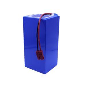 Litij-ionska baterija 60v 40ah litijeva baterija 18650-2500mah 16S16P za električni skuter / e-kolo