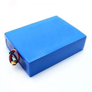 Visokokakovostna litij -ionska baterija za električno kolo 60v 40ah