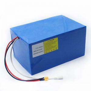 Električni skuter za motorna vozila ALL IN ONE 72V 30Ah litijeva baterija