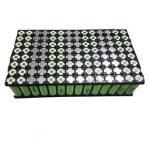 Nova promocijska litij-ionska baterija 72V 30AH za avto za shranjevanje energije