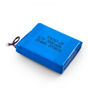 Po meri 3,7 V 2450 2600 3900 4000 4500 4700 5000 6000 9000Mah polimerna Lipo baterija