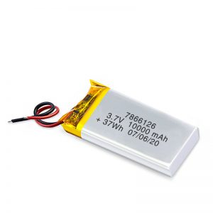 LiPO polnilna baterija 7866120 3.7V 10000mAh / 3.7V 20000mAH / 7.4V 10000mAh