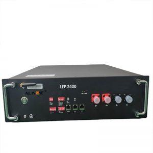 Visokonapetostna 48V 96V 192V LiFePO4 baterija 50Ah 100Ah 200Ah 300Ah BMS LiFePO4