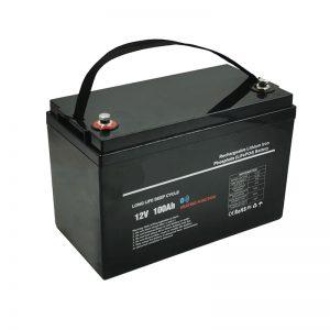 Nizkotemperaturni LiFePO4 12V 100AH