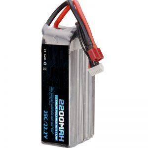 vročo akumulatorska litij-polimerna baterija 22000 mah 6s lipo
