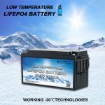 Predstavljamo VSE V ENI Nizkotemperaturni litijeve železo-fosfatne baterije