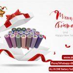 Veseli pozdravi Christams od ALL IN ONE Battery Technology Co Ltd