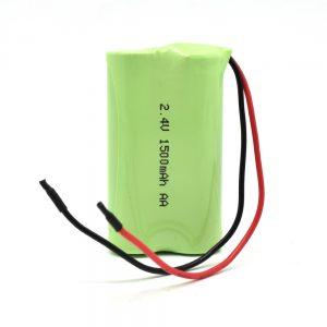 NiMH akumulatorska baterija AA1500mAh 2.4V