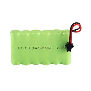 NiMH akumulatorska baterija AA 2400mAh 7.2V