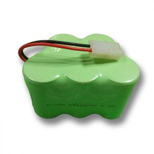 NiMH akumulatorska baterija D9000mAH 6V