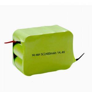 NiMH akumulatorska baterija SC 2400mAH 14,4V