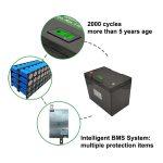 Osnovni parametri litijeve baterije