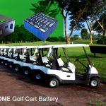Najboljše baterije za vozičke Golf: Lithium Vs. Svinčena kislina