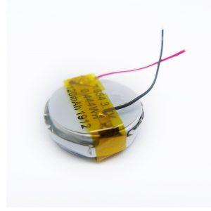 LiPO baterija po meri 1654 3,7 V 120mAh