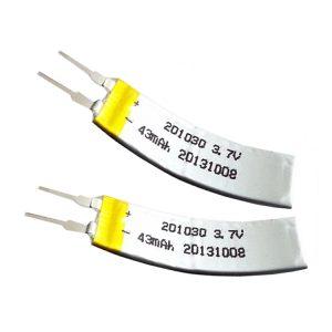 LiPO baterija 3,7 V 43mAH