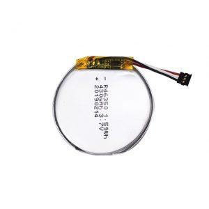 LiPO baterija 46350 3,7 V 350mAH pametna baterija 46350 majhna ravna litij polimerna baterija za igrače